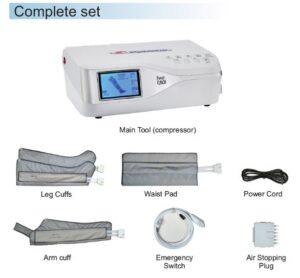 aparatura i dodaci za limfnu drenazu